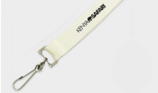 Eco Friendly Advertising Bamboo Lanyard